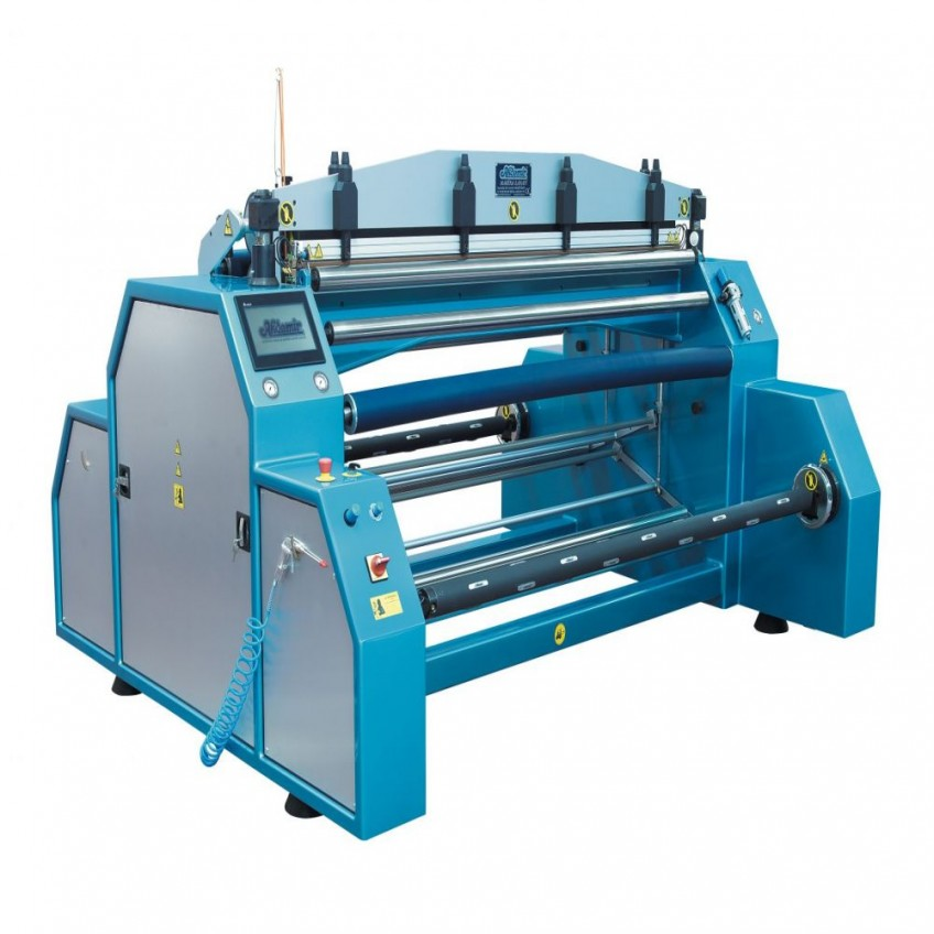 AK1100 THE ROLL SACK MACHINE WITH PERFORATOR